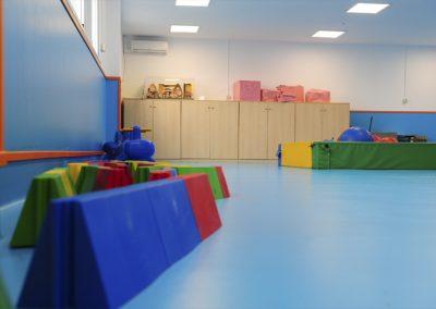 Aula de Psicomotricidad Infantil