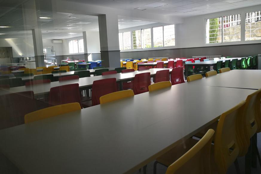 Bachillerato Comedor Liceo Sorolla b