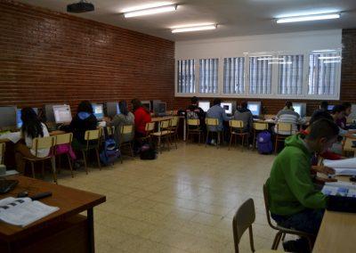 Bachillerato Sala de Informatica