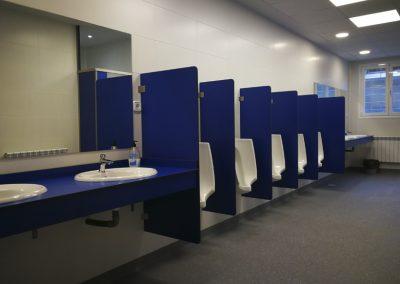 Bachillerato baños Liceo Sorolla b