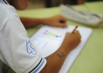 Clase Primaria Liceo Sorolla B