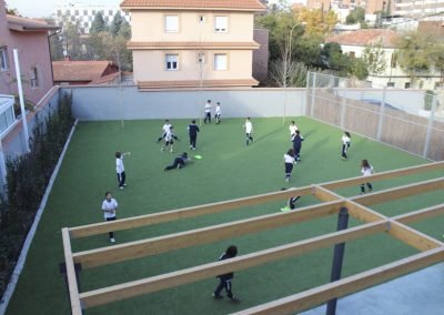 Patio Primaria 3