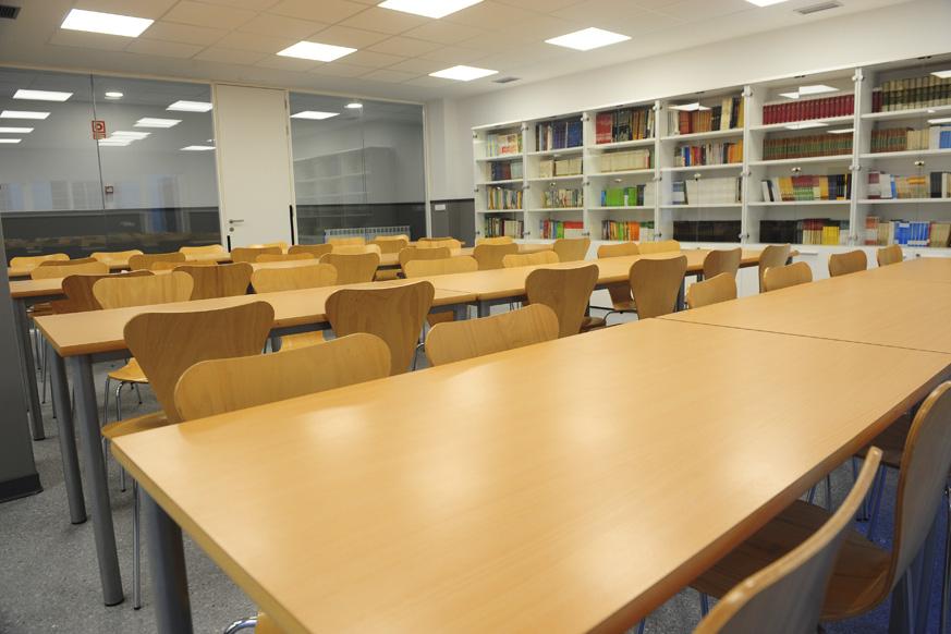 Secundaria Biblioteca Liceo Sorolla B