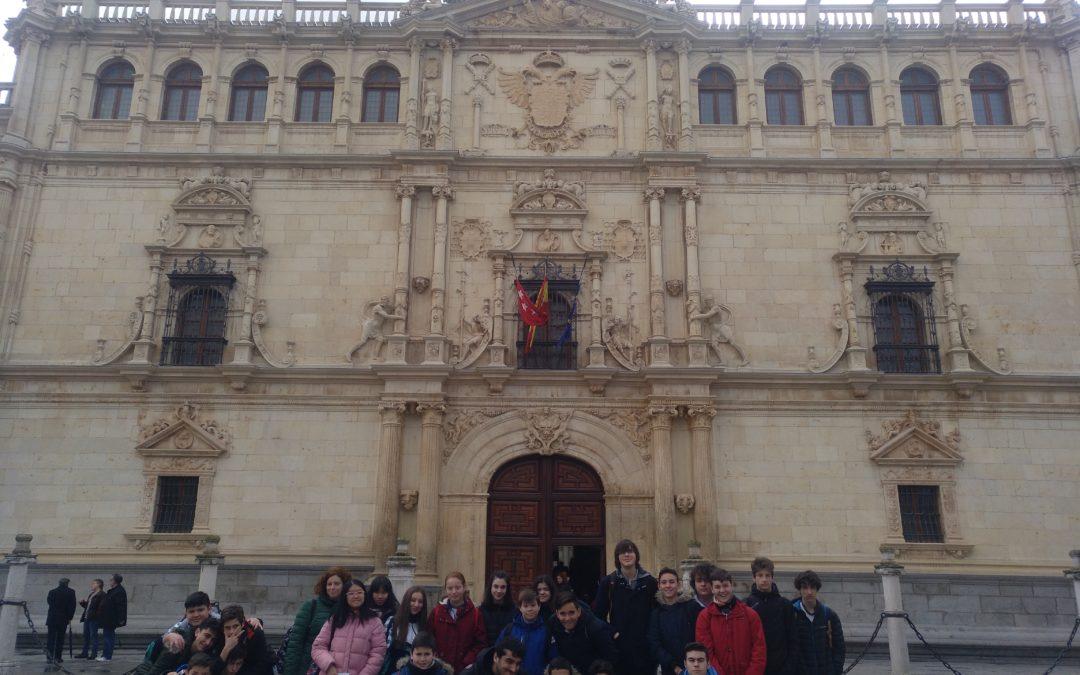 Visitamos Alcalá de Henares