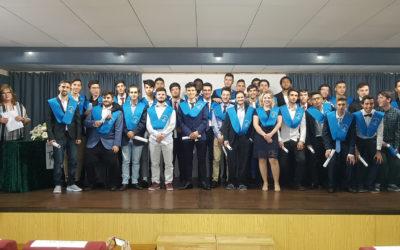 Graduación CFGM- Sistemas Microinformáticos y Redes promoción 2016-2018