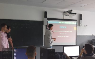 Exposición de protocolos TCP/IP