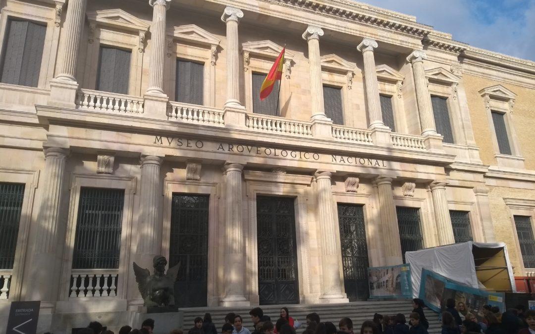 Visitamos el Museo Arqueológico