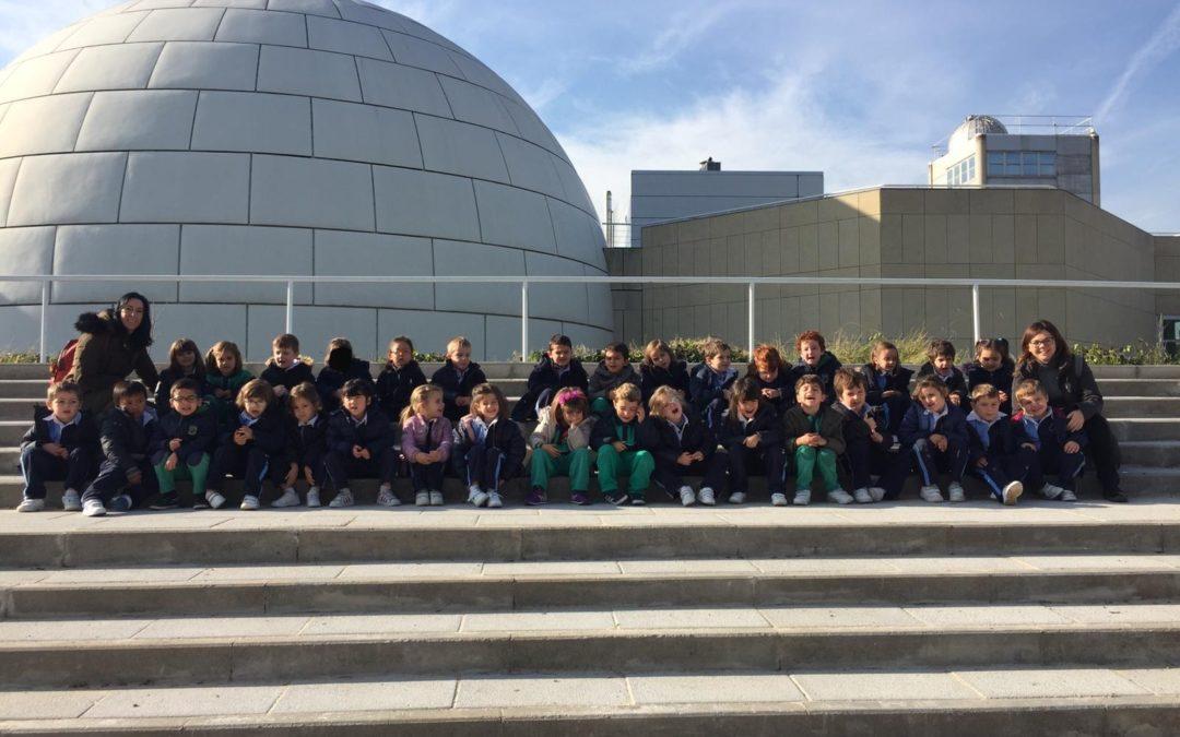 Visitamos el Planetario