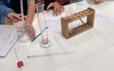 Materiales, mediciones y volúmenes