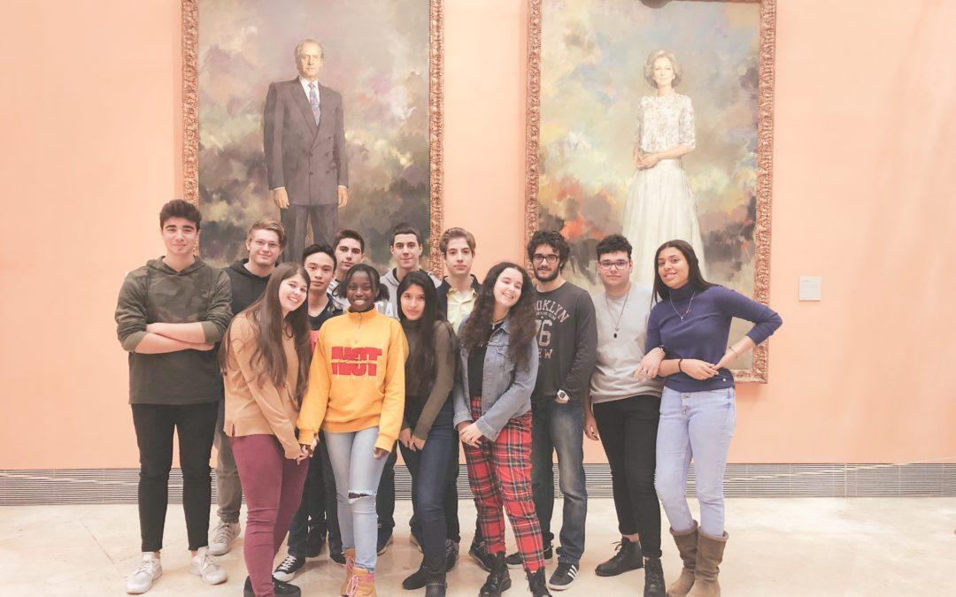 Visitamos el  Museo Nacional Thyssen Bornemisza