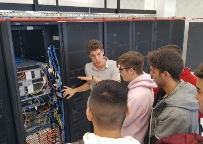 Visita Supercomputador UPM (24)