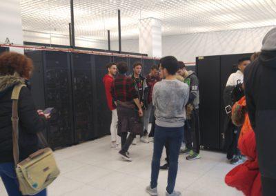 Visita Supercomputador UPM (7)