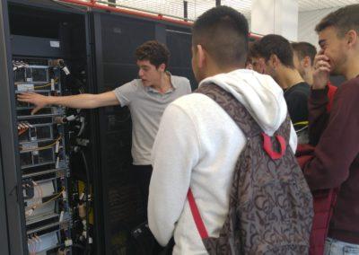 Visita Supercomputador UPM (8)
