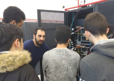 Visita Supercomputador UPM (9)