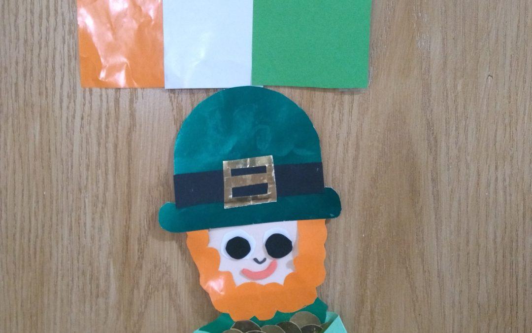 Conmemoramos St. Patrick's Day