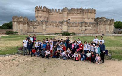 Excursión a Íscar, Valladolid