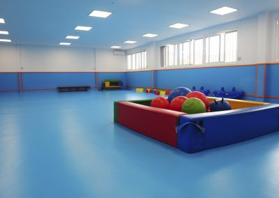 Aula de Psicomotricidad Infantil 2