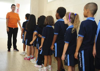 Gimnasia Primaria Liceo Sorolla B
