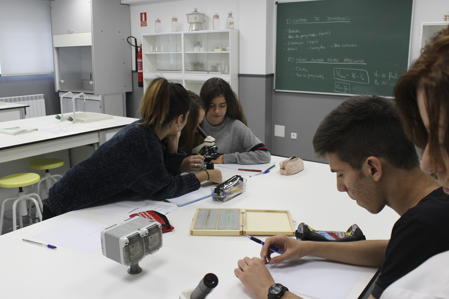 Laboratorio Bachillerato