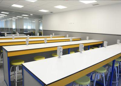 Secundaria Laboratorio 2 Liceo Sorolla B