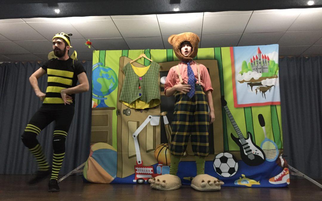 El teatro en inglés llega a infantil