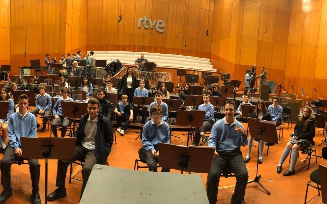 Visita a la Orquesta y Coro de RTVE