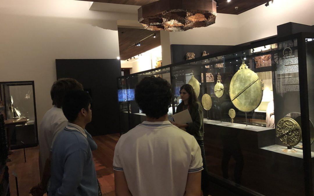 Visita al Museo Arqueológico