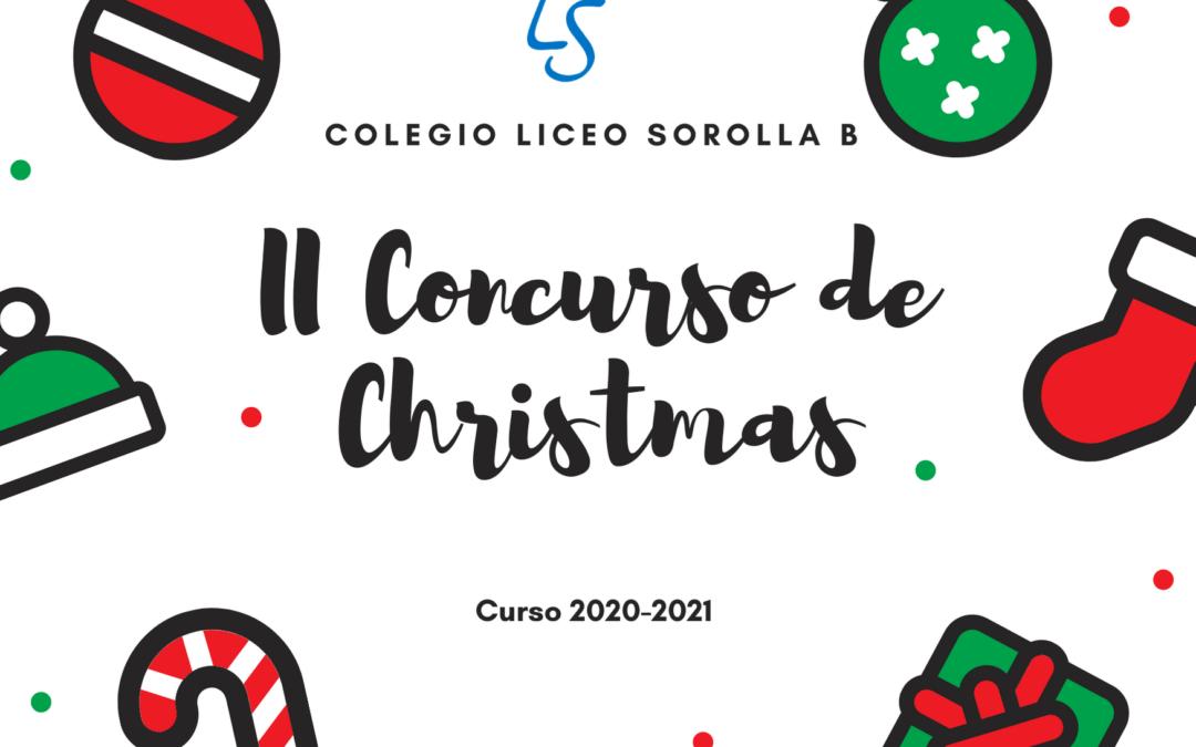 II Concurso Christmas