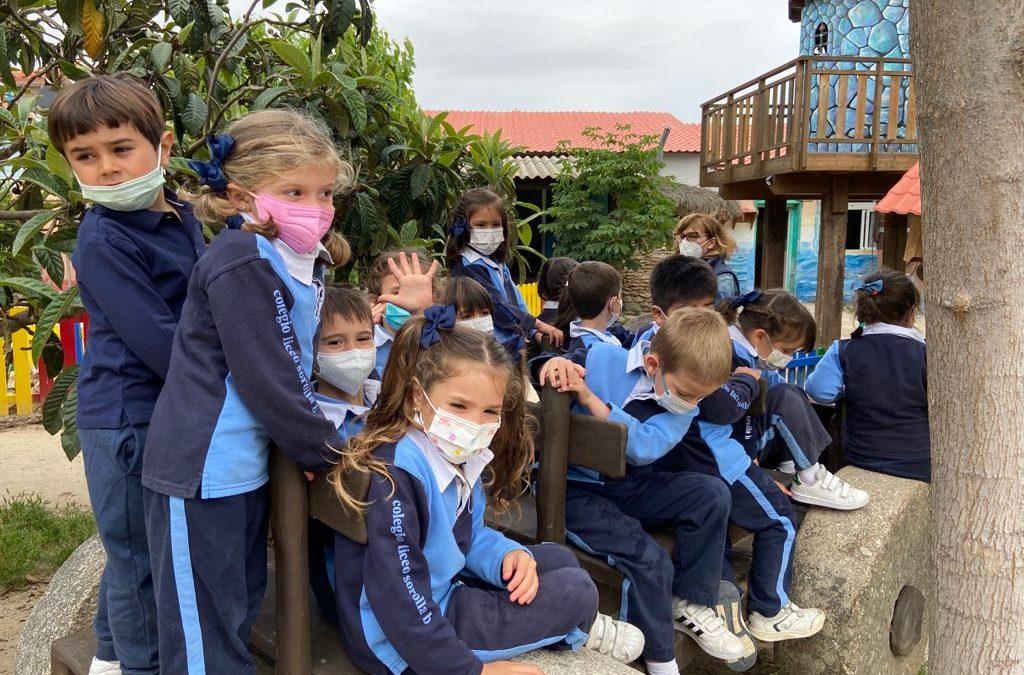 Visita granja-escuela El Palomar